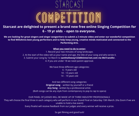 Singing Competition